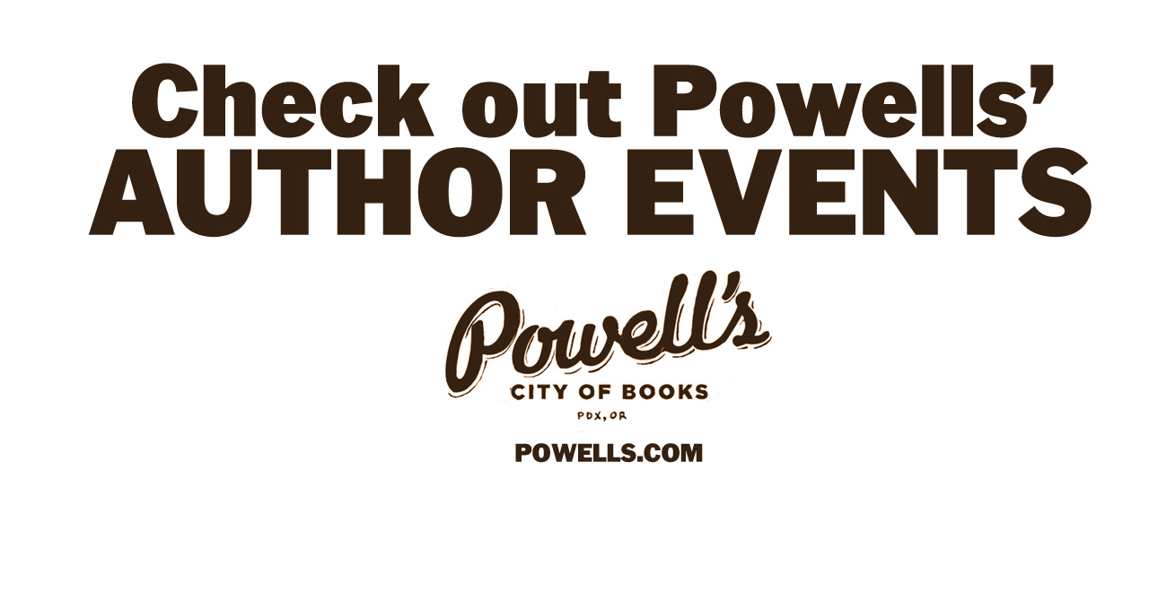 Powell's Author Events