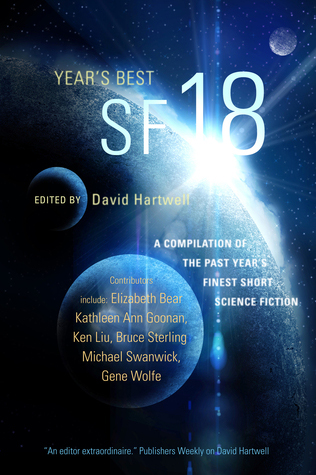 Year's Best SF 18