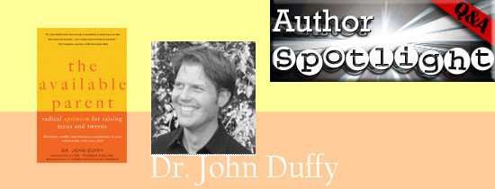 Author Spotlight: Dr. John Duffy