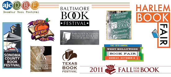 Guest Post: Top Book Fairs and Book Festivals Authors Should Attend