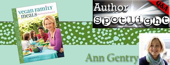 Author Spotlight: Ann Gentry