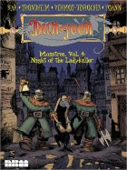 Dungeon: Monstres, Vol 4. Night of the Ladykiller