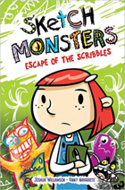 Sketch Monsters, Book 1: Escape of the Scribbles