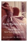 Pain, Parties, Work- Sylvia Plath in New York, Summer 1953