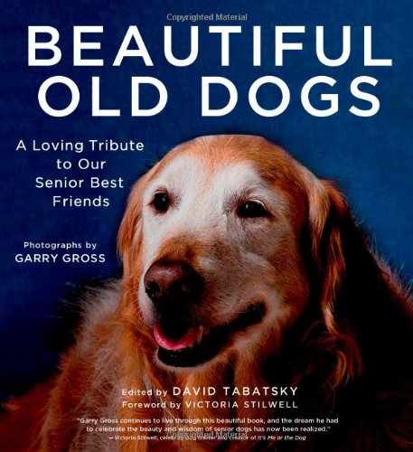 Beautiful Old Dogs: A Loving Tribute to Our Senior Best Friends by David Tabatsky