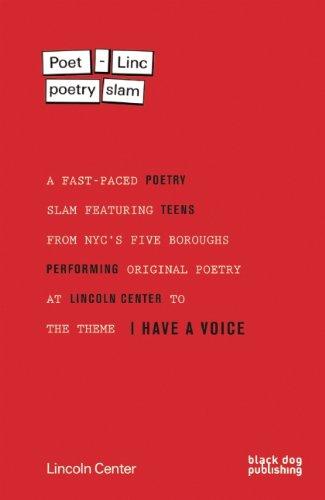 Poet – Linc: Poetry Slam edited by Andrew Kalish