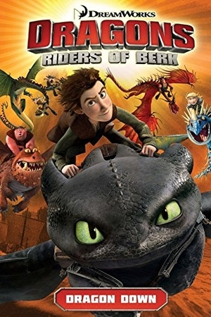 Dragons: Riders of Berk by Simon Furman, Ilustrated by Iwan Nazif