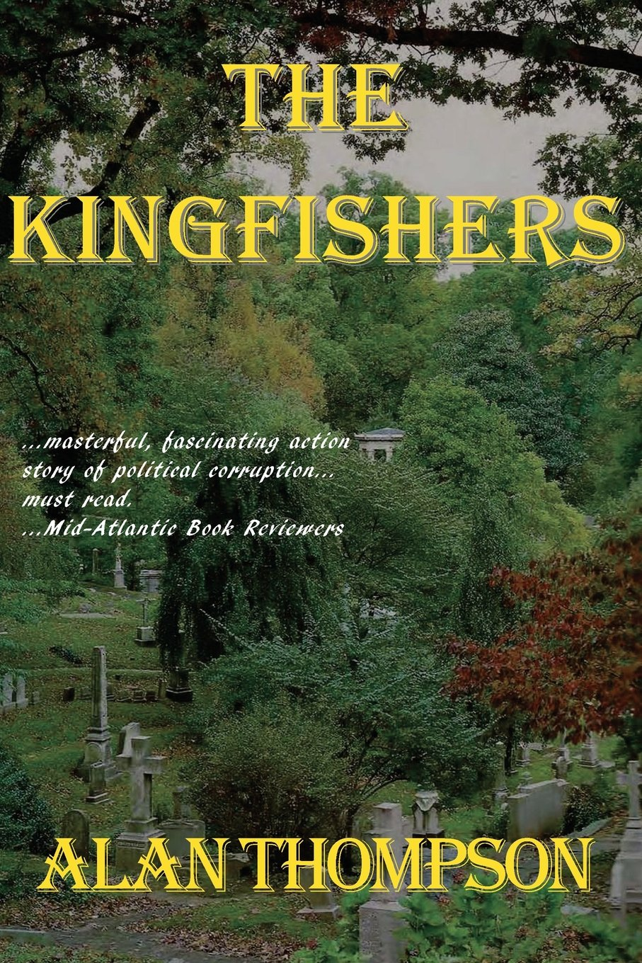 The Kingfishers by Alan Thompson