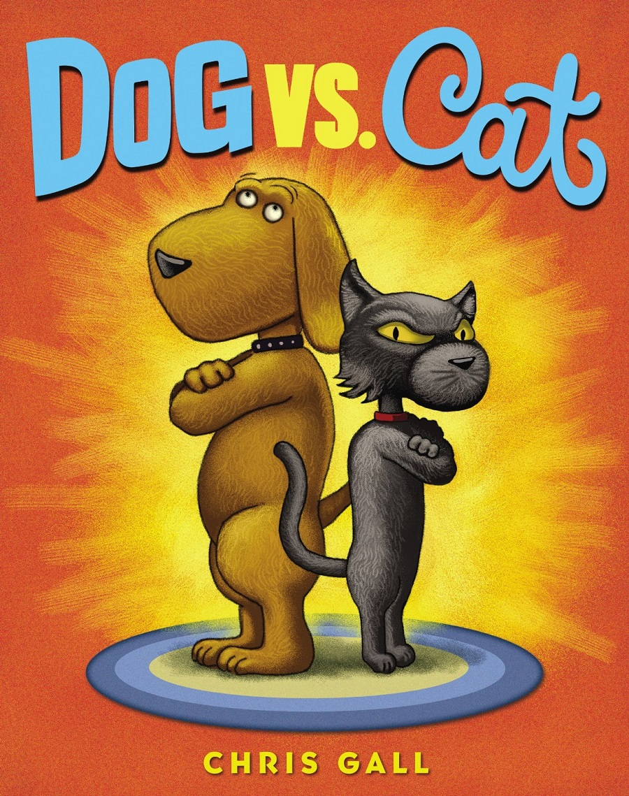 Dog vs. Cat by Chris Gall
