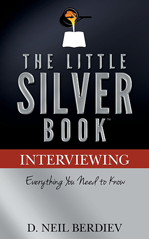 The Little Silver Book – Interviewing by Neil Berdiev