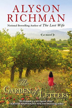The Garden of Letters Alyson Richman