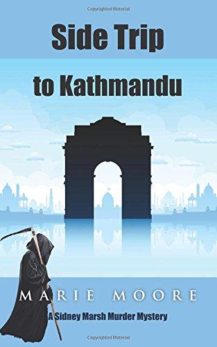 Side Trip to Kathmandu by Marie Moore