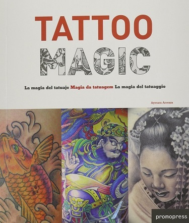 Tattoo Magic by Cristian Campos