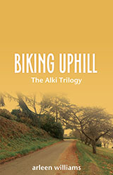 Biking Uphill Cover