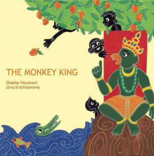 The Monkey King by Shobha Viswanath, Illustrated by Uma Krishnaswamy