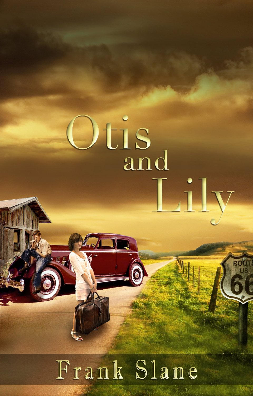 Otis and Lilly by Mike Slane