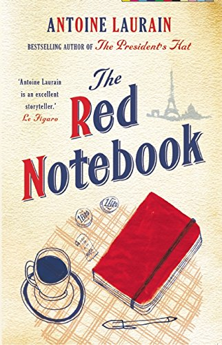 The Red Notebook by Antoine Laurain, Translated by Jane Aitken and Emily Boyce