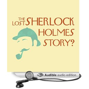 The Lost Sherlock Holmes Story? by Anonymous, Narrated by Simon Vance