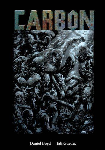 Carbon by Daniel Boyd, Illustrated by Edi Guedes