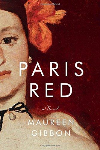 Paris Red by Maureen Gibbon