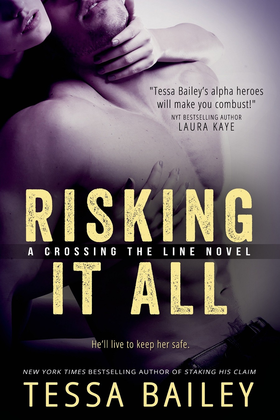 Risking it All by Tessa Baily