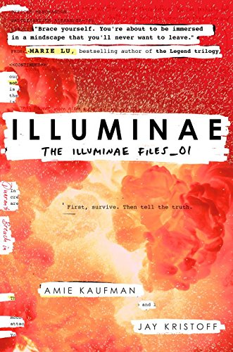 Illuminae: The Illuminae Files_01 by Amie Kaufman and Jay Kristoff
