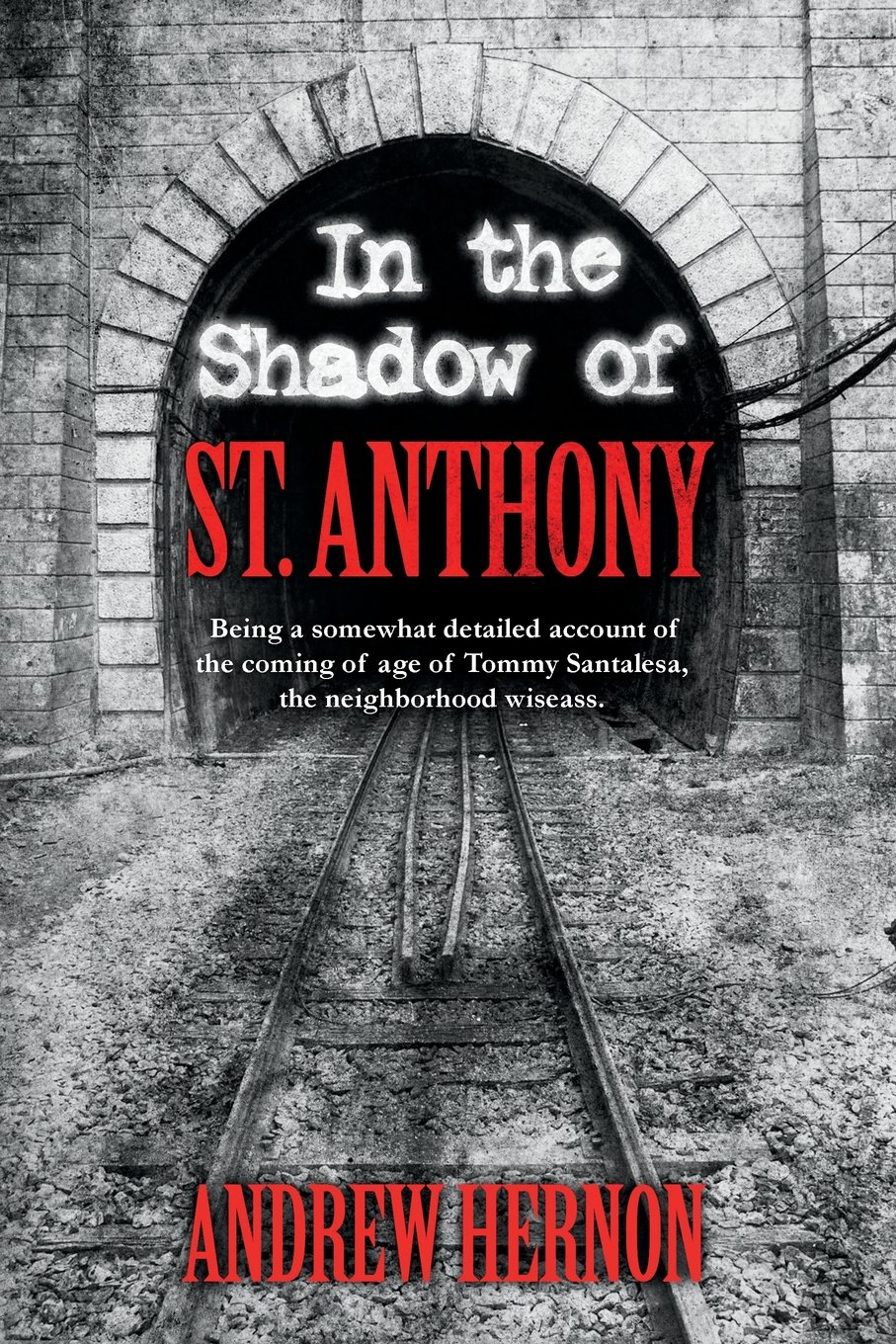 In the Shadow of St. Anthony: Being a somewhat detailed account of the coming of age of Tommy Santalesa, the neighborhood wiseass by Andrew Hernon