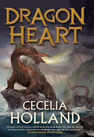 Dragon Heart by Cecelia Holland