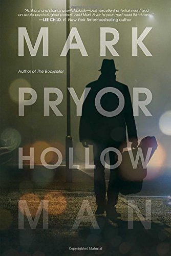 Hollow Man by Mark Pryor