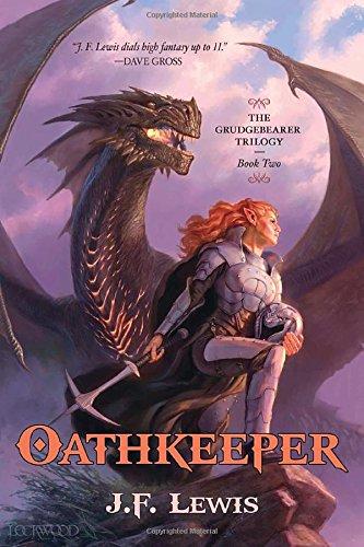 Oathkeeper by J.F. Lewis