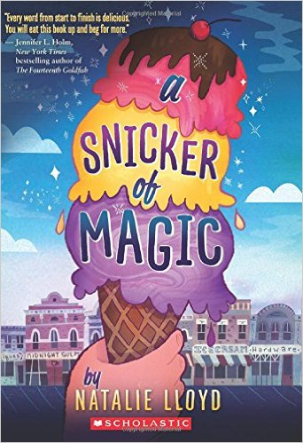A Snicker of Magic by Natalie Lloyd