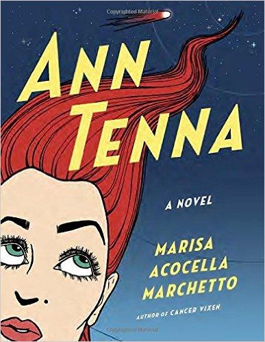 Ann Tenna by Marisa Acocella Marchetto