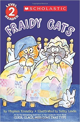 Fraidy Cats by Stephen Krensky
