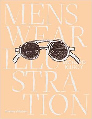 Menswear Illustration by Richard Kilroy