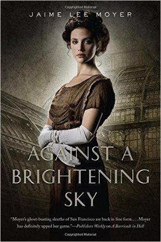 Against a Brightening Sky by Jamie Lee Moyer