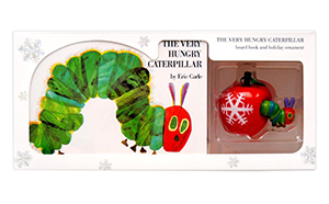 The Very Hungry Caterpillar (Board Book and Ornament Package) by Eric Carle