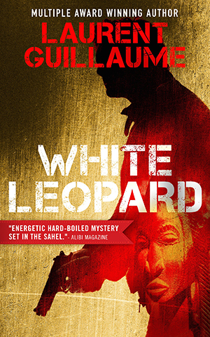 White Leopard by Laurent Guillaume, translated by Sophie Weiner