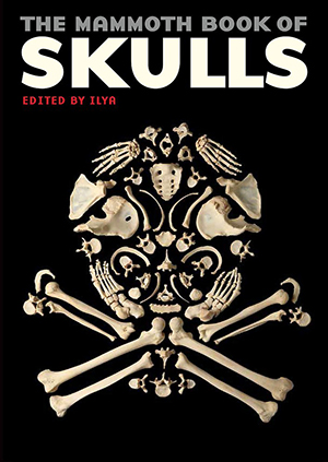 The Mammoth Book of Skulls: Exploring the Icon–from Fashion to Street Art edited by Ilya