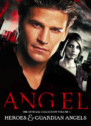 Angel: The Official Collection Volume 1 by Titan Comics