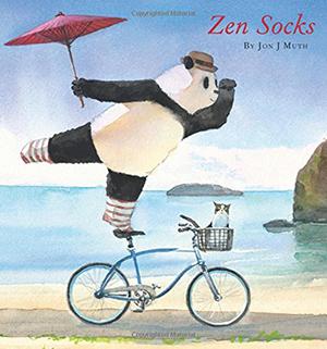 Zen Socks by Jon J. Muth