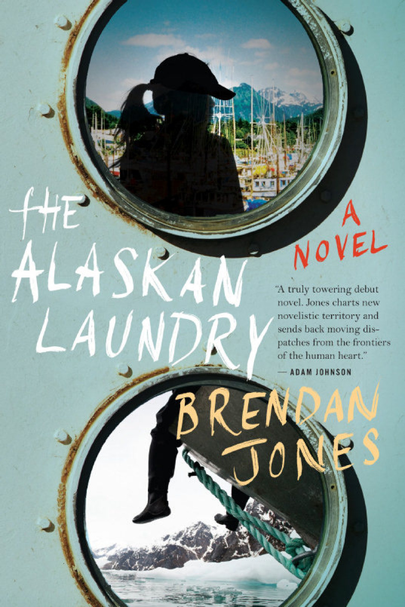 Q&A with Brendan Jones, author of The Alaskan Laundry