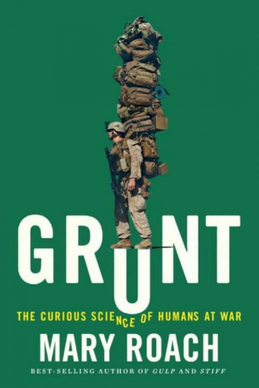 A Conversation with Mary Roach, Author of Grunt: The Curious Science of Humans at War