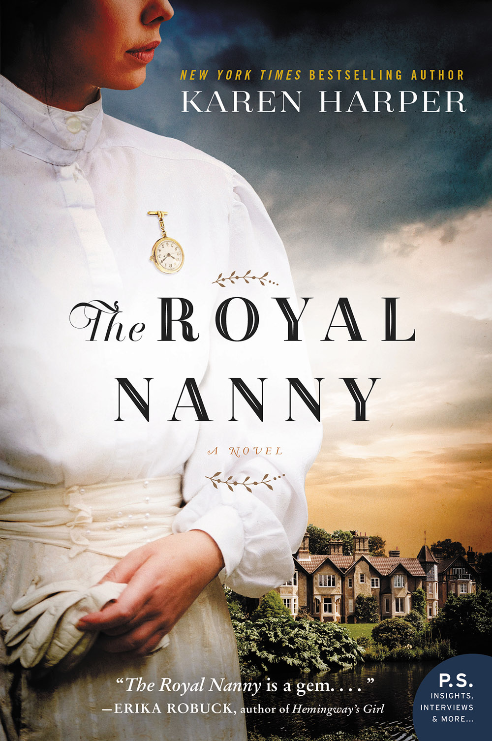 "On Writing ""The Royal Nanny"" by Karen Harper"