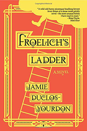 Froelich's Ladder by Jamie Duclos-Yourdon