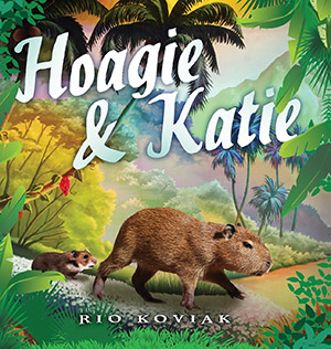 Hoagie and Katie by Rio Koviak