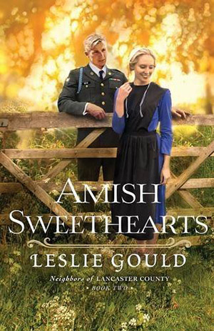 Amish Sweethearts (Neighbors of Lancaster County) by Leslie Gould