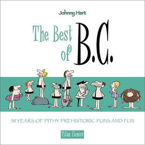 The Best of BC by Johnny Hart
