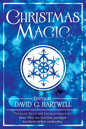 Christmas Magic edited by David G. Hartwell