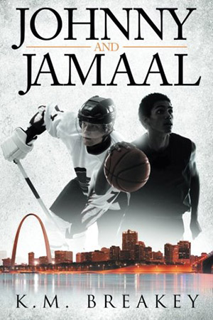 Johnny & Jamaal by K.M. Breakey