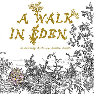 A Walk in Eden by Anders Nilsen